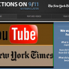 YouTube Pairs With 'New York Times,' Google, Storyful For 9/11 Memorial Channel