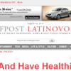 "HuffPost LatinoVoices Launches, Provides ""American Bicultural Experience"""