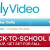 Disney Pairs With Target For Back-to-School Web Series