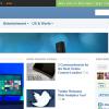 Mashable Extends Editorial Content: Launches Entertainment Section, Announces Promotions