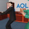 Michael Arrington Gets Smacked Down In AOL Battle [Cartoon]