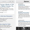New York Times App Launches For iOS Devices