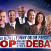 Funny Or Die Teams Up With Yahoo News To Develop Satirical GOP Debate